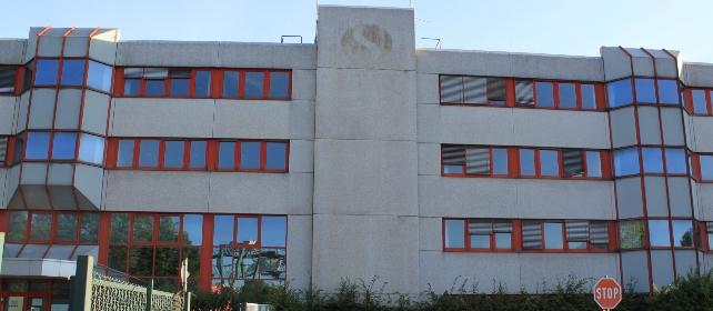 Envio Verwaltungsgebäude
