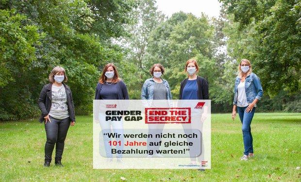 Team der Frauenberatungsstelle Dortmund