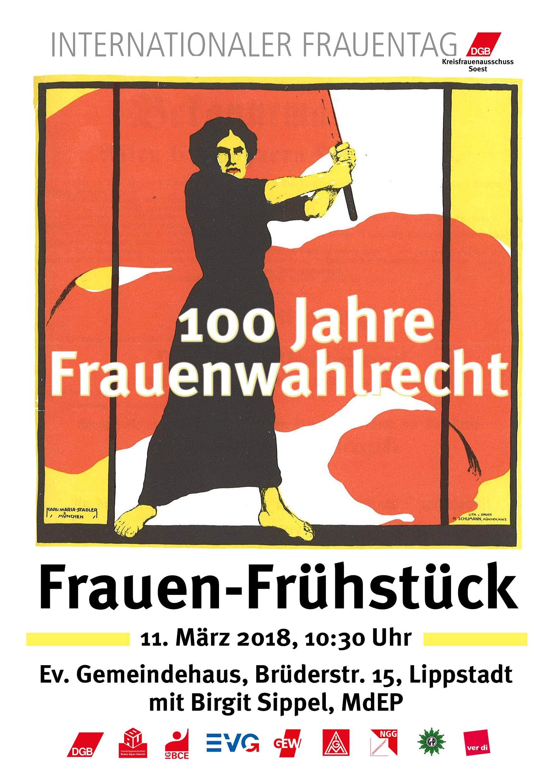 Frauentag Soest 2018