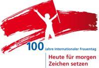 Logo Internationaler Frauentag 2011