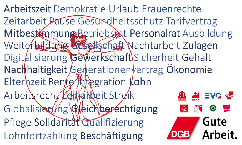 Banner Kirchentag