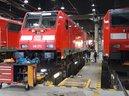 Besuch DB Regio Werk